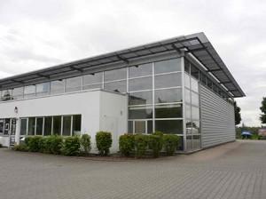 Der Betriebshof in Bremen Woltmershausen